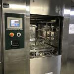Lavadora termodesinfectadora